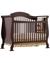 Fixed Side Convertible Crib Don T Miss This Deal Stork Craft Valentia Fixed Side Convertible