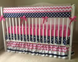 Pink And Blue Crib Bedding Crib Bedding Set Gray Purple Elephant Made To Order