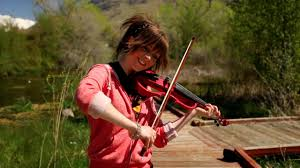 epic violin lindsey stirling youtube