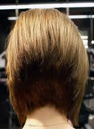 pictures of back of hair short bobs with bangs short bob haircuts back view fashion trends styles for 2014
