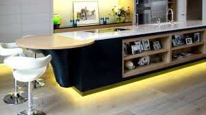 Led Kitchen Lighting Ideas Led Kitchen Lighting 22 Ideas Youtube