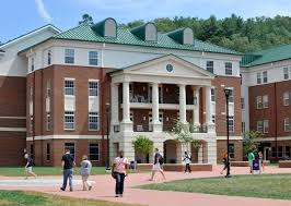 bentley college dorms western carolina university residence halls
