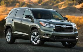 colors for toyota highlander 2015 toyota highlander hybrid overview cargurus
