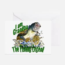 funny fishing retirement greeting cards cafepress