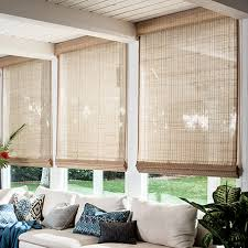 Where Can I Buy Bamboo Blinds Custom U0026 Handcrafted Natural Woven Shades Only Smith U0026 Noble