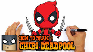 how to draw deadpool marvel comics youtube