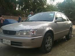 lexus land cruiser for sale in lahore toyota corolla 1 8 1997 auto images and specification