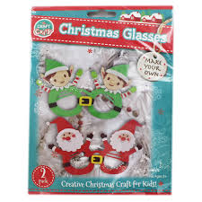 make your own christmas glasses handmade christmas gifts at the
