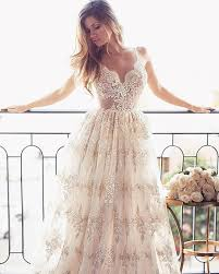 Champagne Wedding Dresses 31 Most Beautiful Wedding Dresses Stayglam