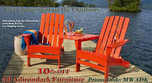 outdoor adirondack chairs outdoorlivingdecor