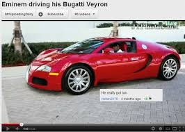Bugatti Meme - eminem in his new bugatti veyron meme guy