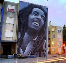 odeith paints a giant tribute to bob marley in quinta do mocho after a few days of work odeith just wrapped up a giant tribute to bob marley somewhere on the streets of quinta do mocho in portugal
