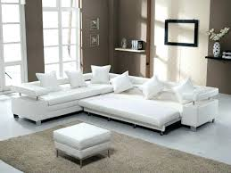 Sleeper Sectional Sofa With Chaise Leather Sofa Sleeper Sectional Medium Size Of Living Sleeper