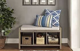 Modern King Size Bed With Storage Bench Indoor Benches With Storage Wicker Storage Bench With
