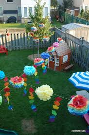 backyard birthday party ideas decorating backyard for birthday party cumberlanddems us