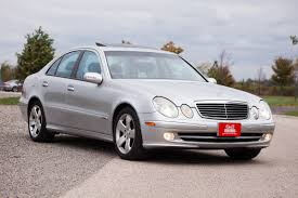 used mercedes for sale 2003 used mercedes benz e500 for sale