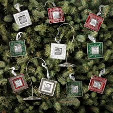 demdaco picture frame ornaments set of 26 29 99 91