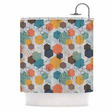 Science Is Awesome Periodic Table Of Elements Eva Shower Curtain A Surprisingly Colorful Science Geek Bathroom And A Buncha Little