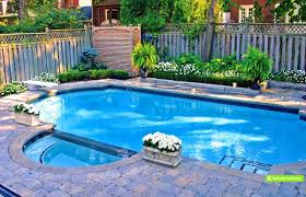 Backyard Small Pools by Best Of Pool In Small Backyard Comely Small Pools Betz Inground