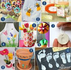 homemade mothers day gifts socialparenting 10 homemade mother s day gifts for kids to make