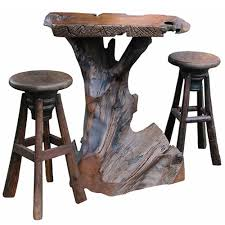 Rustic Bar Table Bar Counter Height Tables