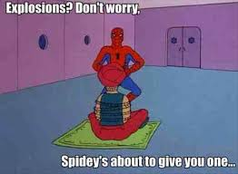 60 Spiderman Memes - 60 s spider man meme by tonsemi memedroid
