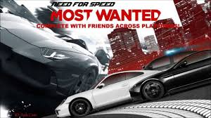 speed apk nfs most wanted v1 3 63 apk mod offline data
