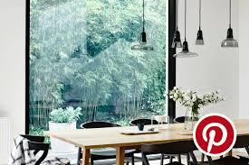 what u0027s on pinterest 5 minimalist dining room decor ideas