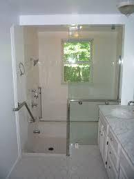 Ada Shower Door A Glass Act Shower Doors Frameless Shower Doors In South New Jersey