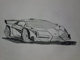 lamborghini sketch lamborghini veneno drawing pen sketch youtube