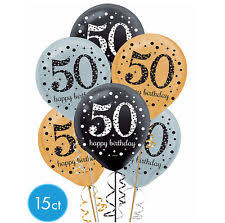 50th birthday party supplies 50th birthday party supplies ebay