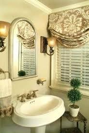 window ideas for bathroombrilliant small bathroom window curtains