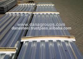 dubai doha mezzanine gi floor decking sheets 45 150 75 305 profile