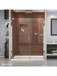 Black Shower Door Shower Door Base Kits