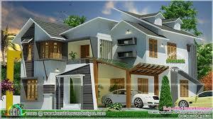 Modern Dormer Ultra Modern Home With Dormer Windows Kerala Home Design