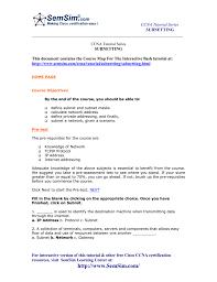subnetting tutorial ccna subnetting pdf