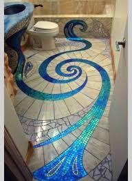 Unique Bathroom Floor Ideas 62 Best Inspiring Floors Images On Pinterest Floor Design Homes