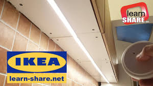 how to assemble ikea kitchen cabinets ikea kitchen lighting omlopp how to install countertop led light