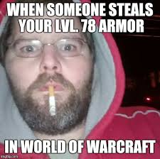 World Of Warcraft Memes - wow player imgflip