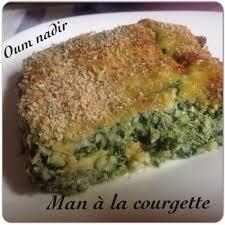 recette de cuisine alg駻ienne gratins gratin courgettes épinards cuisine gratin