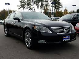 lexus ls 320 used 2008 lexus ls 460 for sale carmax
