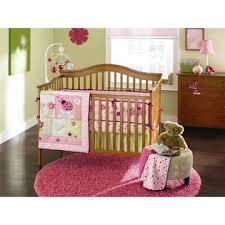 Ladybug Crib Bedding Set Small Wonders 4 Ladybug Blossom Crib Bedding Set
