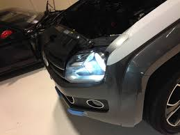 volkswagen polo headlights modified volkswagen amarok xenon low beam upgrade h7 hid headlight 250