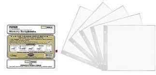 pioneer ez load memory book pioneer e z load 12 x 12 memory book refill no rmw5 pioneer