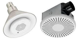 bath fan and speaker in one exquisite design bathroom fan with speaker bathroom decor