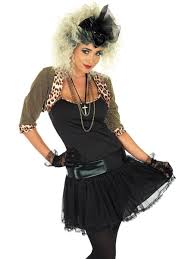 black dress for halloween party 80s pop star costume jpg 900 1200 hair and clothes pinterest