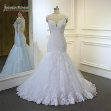 mermaid wedding 2018 lace mermaid wedding dress backless bridal wedding