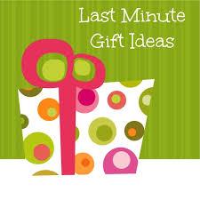 last minute gift ideas bargainbriana