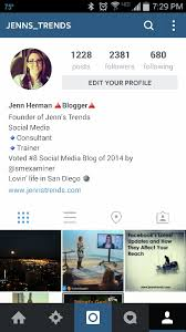biography for instagram profile 5 ways to improve your instagram marketing social media examiner