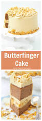 check out butterfinger cake it u0027s so easy to make butterfinger